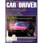 Car and Driver, October 1981