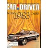 Car and Driver, October 1982