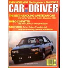 Car and Driver, September 1979