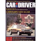 Car and Driver, September 1980