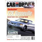 Car and Driver, March 1999