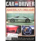 Car and Driver, May 1986