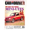 Cover Print of Car and Driver, May 1995