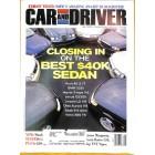 Car and Driver, May 2000