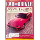 Car and Driver, November 1983