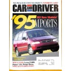 Car and Driver, November 1994