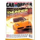 Car and Driver, November 2000