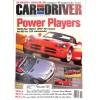 Car and Driver, November 2002