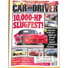 Car and Driver, November 2004