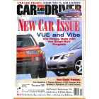 Car and Driver, October 2001