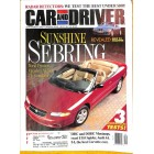 Car and Driver, September 1995