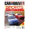 Cover Print of Car and Driver, September 1999