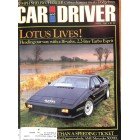 Cars and Driver, April 1983