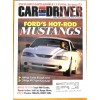 Cars and Driver, April 1995