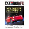 Cover Print of Cars and Driver, August 1989