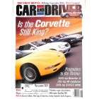 Cars and Driver, August 2001