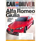 Cars and Driver, August 2016
