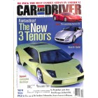 Cars and Driver, December 2001