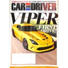 Cars and Driver, December 2012