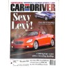 Cover Print of Cars and Driver, February 2001