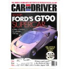 Cars and Driver, January 1995