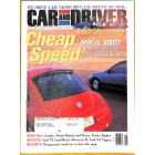 Cars and Driver, June 1999