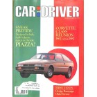Cars and Driver, March 1982