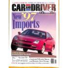 Cars and Driver, November 1996