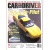 Cover Print of Cars and Driver, November 1999