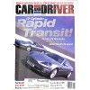 Cover Print of Cars and Driver, November 2001