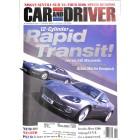 Cars and Driver, November 2001