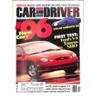 Cars and Driver, October 1995