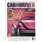 Cars and Driver, October 1996