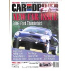 Cars and Driver, October 2000