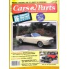Cover Print of Cars and Parts, April 1986