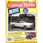 Cars and Parts, April 1986
