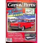 Cover Print of Cars and Parts, April 1991