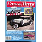 Cover Print of Cars and Parts, April 1992