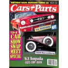 Cover Print of Cars and Parts, April 1994