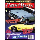 Cover Print of Cars and Parts, April 1995