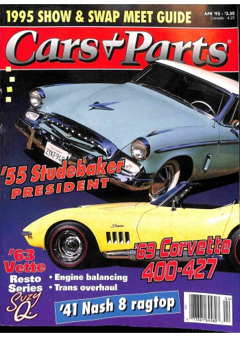 Cars and Parts, April 1995