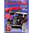 Cover Print of Cars and Parts, April 1997