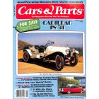 Cover Print of Cars and Parts, August 1985