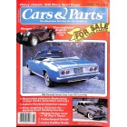 Cover Print of Cars and Parts, August 1988