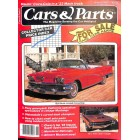 Cover Print of Cars and Parts, August 1989