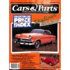 Cover Print of Cars and Parts, August 1990
