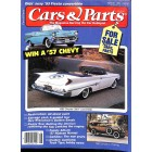 Cover Print of Cars and Parts, August 1991