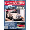 Cover Print of Cars and Parts, August 1992