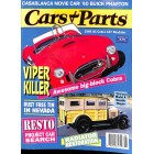 Cover Print of Cars and Parts, August 1993