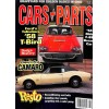 Cover Print of Cars and Parts, August 1998